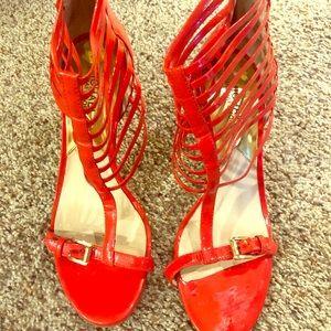 Michael Kors High heel sandals.